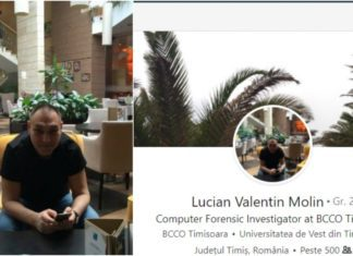 Lucian Valentin Molin