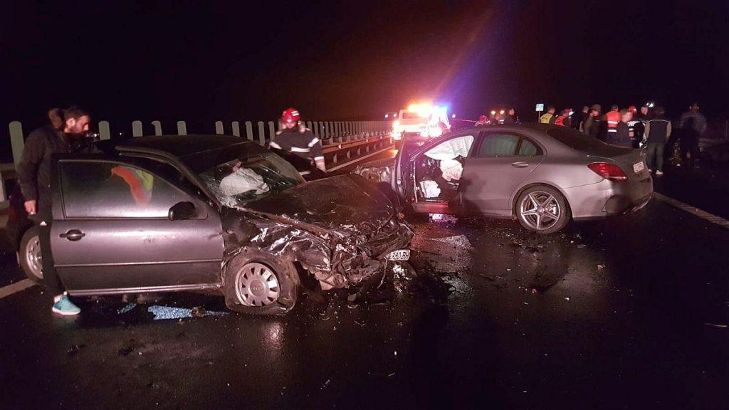 accident-autostrada-noaptea