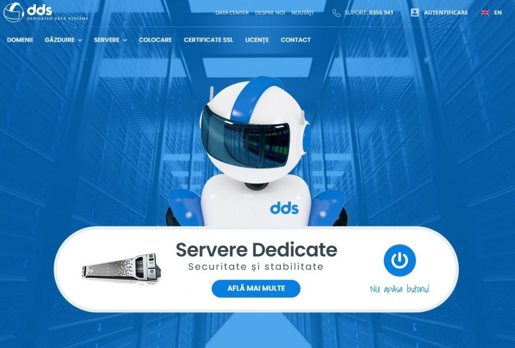 Servere Dedicate