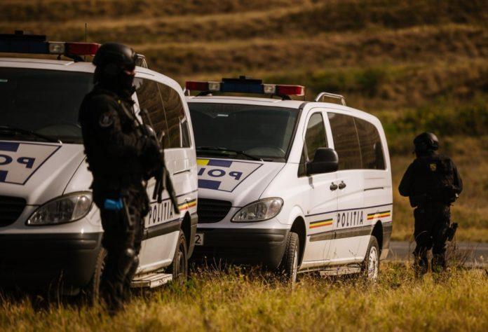 Politia-mascati-pe-camp