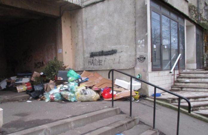 Nesimtitii care arunca deseuri pe unde apuca, sanctionati in primele zile din 2019, la Timisoara, Vocea Timisului