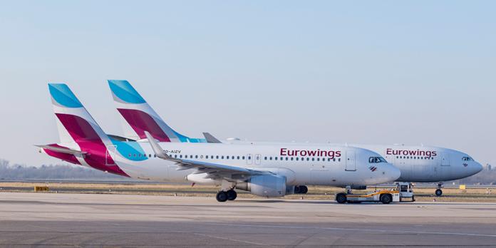 avioane-Eurowings