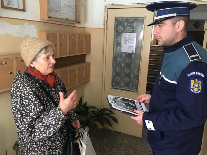 """""""Nu te lasa pacalit!"""" – o campanie a politistilor din Timis, pentru evitarea inselaciunilor prin telefon, Vocea Timisului"""
