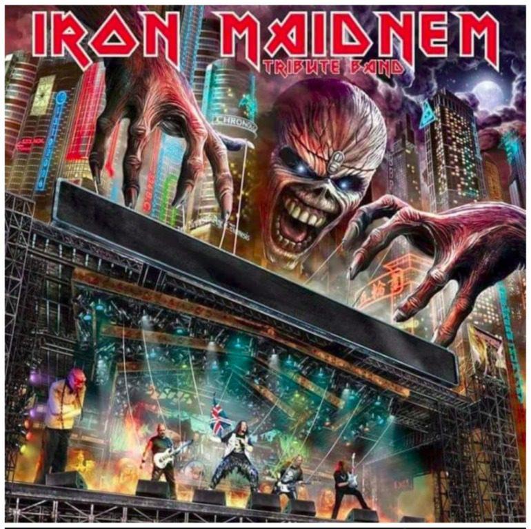 Iron Maiden, Vocea Timisului