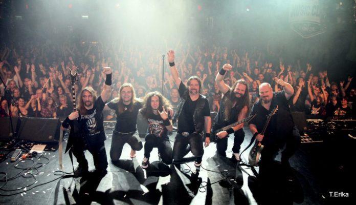 Concert tribut Iron Maiden, LIVE in Timisoara, Vocea Timisului
