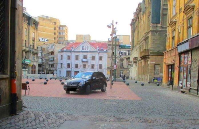 "AMENZI, RECORD de AMENZI pentru ""smecherii"" care parcheaza pe străzile pietonale si in zone interzise"