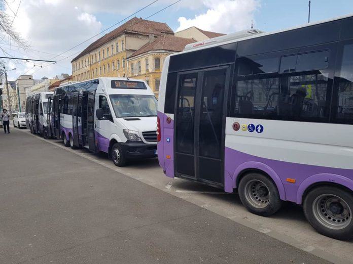 transport scolar linia S8