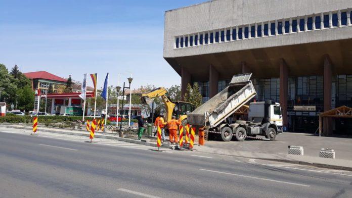 creare-statie-transport-in-comun-sala-Olimpia