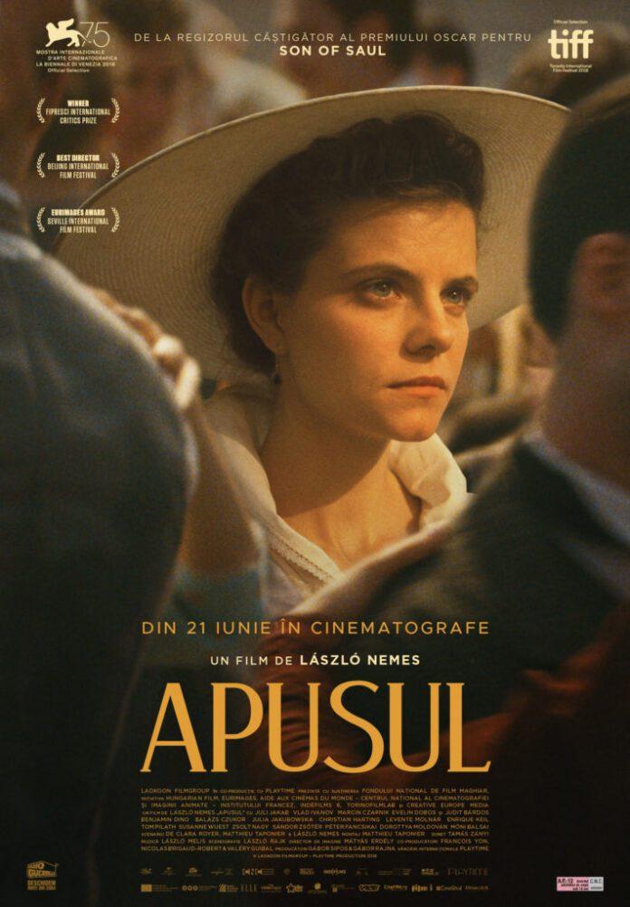 """Castigatorul premiului Oscar, László Nemes, aduce """"Apusul"""" la Timisoara, Vocea Timisului"""