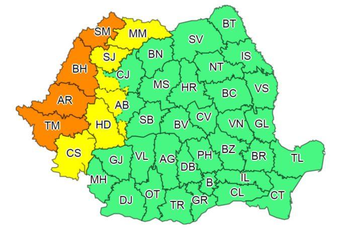 Harta-cod-portocaliu-9-septembrie-2019