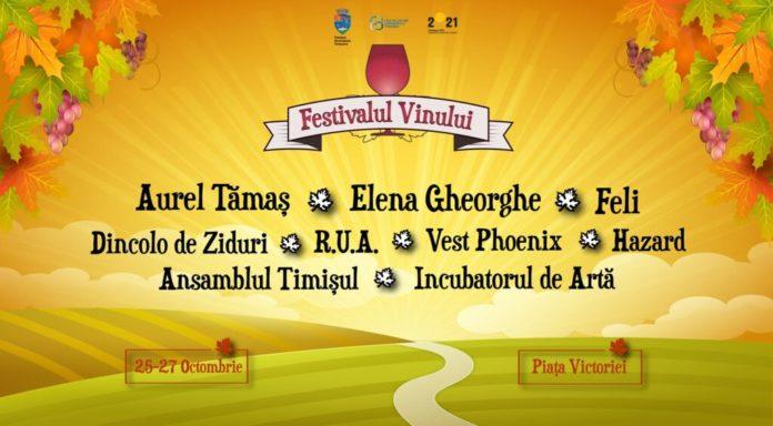 , Festivalul Vinului incepe vineri, in Piata Victoriei, la Timisoara. Vezi programul!
