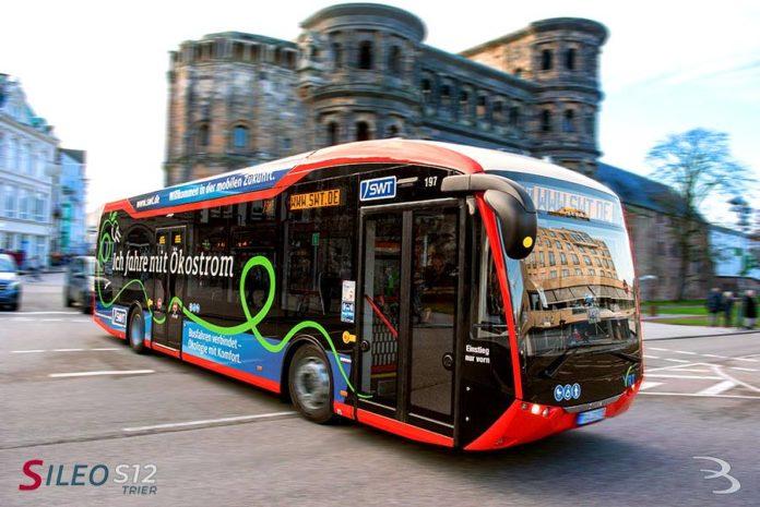 Timisoara va avea 44 de autobuze electrice articulate, Vocea Timisului