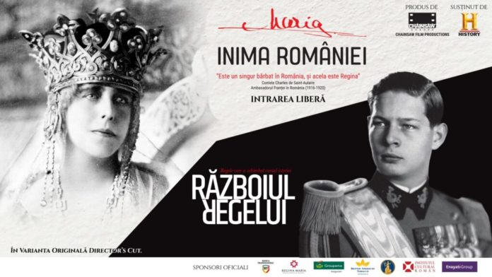 """""""Maria-–-Inima-României""""-și-""""Războiul-Regelui"""""""