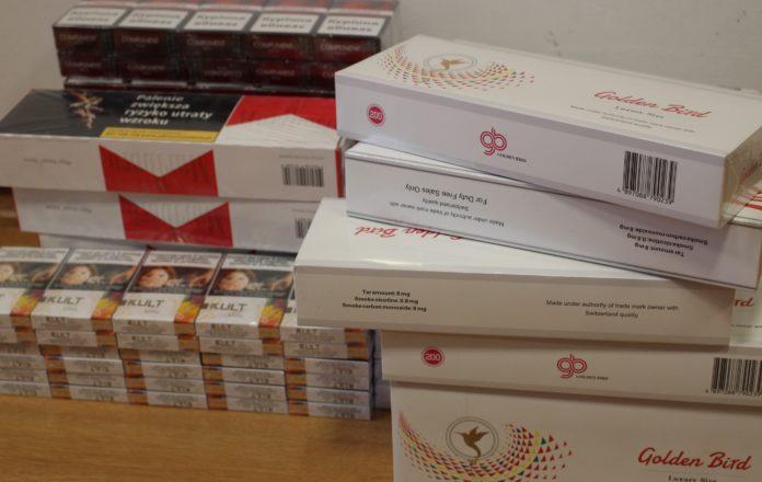 țigări de contrabandă, Vocea Timisului