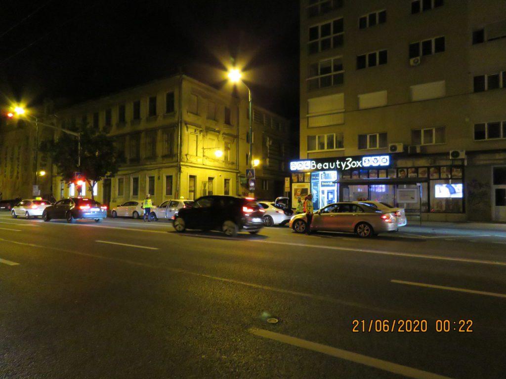 Peste 500 de sanctiuni aplicate de politistii rutieri sambata noaptea 3