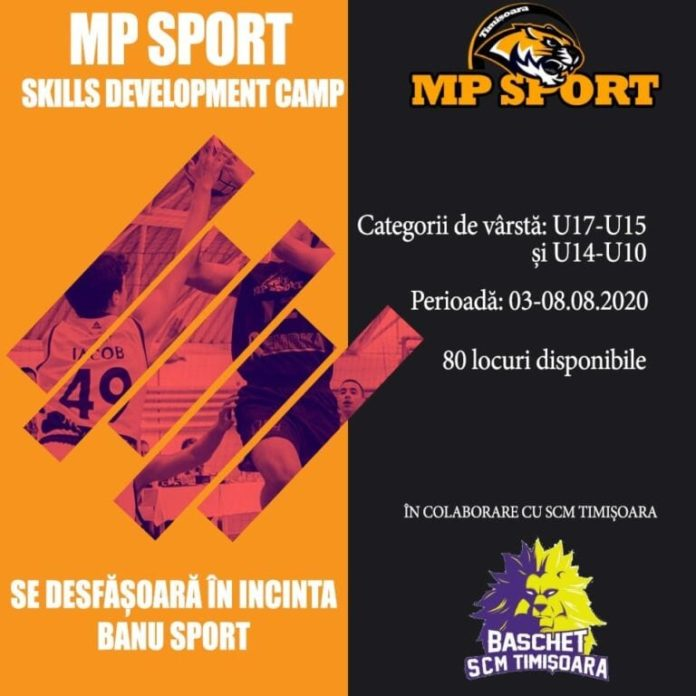 MP Sport Skills Development Camp
