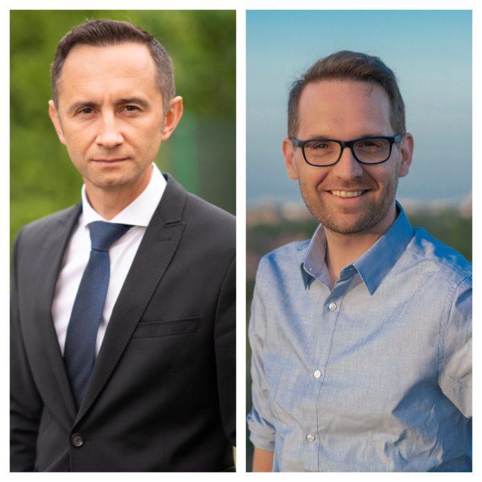 Martorii lui Covid! Partenerul Alin Nica i-a urat lui Dominic Fritz un bun venit în politica românească, lăsându-l într-un offside de zile mari 1