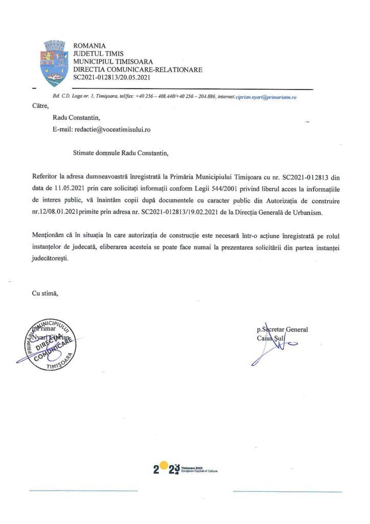 Repetent la incompatibilitate! Primarul-debitor Dominic Fritz a semnat și în beneficiul viceprimarului-creditor Ruben Lațcău 5