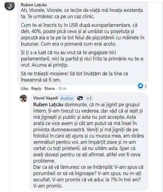 Delir de putere! Viceprimarul Ruben Lațcău l-a șantajat pe directorul Culiță Chiș cu proprietățile unui pastor din Moșnița Nouă 2